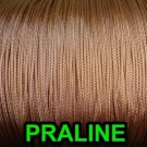 25 YARDS: 1.4 MM Praline Professional  Braided Lift Cord for Blinds and Shades