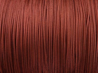40 FEET:1.8 MM GARNET RED  LIFT CORD for ROMAN/PLEATED shades & blinds