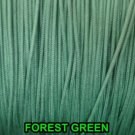 1000 YARDS :1.8 MM LIFT CORD:  FOREST GREEN