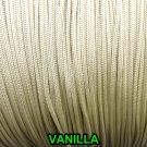 100 FEET: 1.8 MM Vanilla Professional Nylon Braided Lift Cord / Blinds & Shades