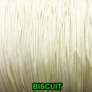 10 YARDS: 1.4 MM Biscuit Professional Grade Nylon Lift Cord for Blinds & Shades