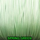 40 FEET:1.8 MM SPRING GREEN LIFT CORD for ROMAN/PLEATED shades & blinds