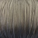40 FEET:1.4 MM CHAR BROWN LIFT CORD for ROMAN/PLEATED shades &HORIZONTAL blind
