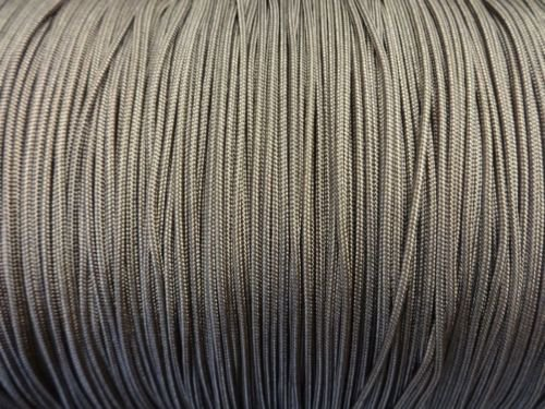 100 YARDS: 1.4 MM Professional Grade Lift Cord For Blinds & Shades: CHAR BROWN