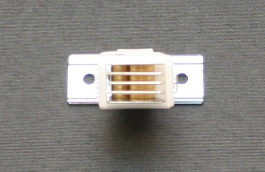 2 QTY: Cord Lock for Roman and Austrian Shades Holds up to 4 Cords