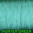20 FEET: 1.6 MM, HUNTER GREEN LIFT CORD for ROMAN/PLEATED shades &HORIZONTAL bli