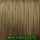 25 YARDS: 1.2 MM, MILK CHOCOLATE Professional Grade LIFT CORD for Window Treatme