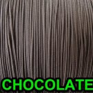 25 YARDS: 1.2 MM, CHOCOLATE Professional Grade LIFT CORD for Window Treatments