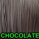 60 FEET: 1.2 MM, CHOCOLATE Professional Grade LIFT CORD for Window Treatments