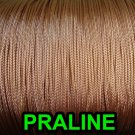 20 FEET: 1.6 MM, PRALINE LIFT CORD for ROMAN/PLEATED shades &HORIZONTAL blind