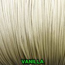 50 FEET: 0.9 MM, VANILLA Professional Grade Nylon Lift Cord For Window Treatment