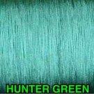 40 FEET: 1.6 MM, HUNTER GREEN LIFT CORD for ROMAN/PLEATED shades &HORIZONTAL bli
