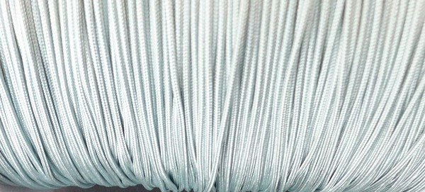 100 YARDS:1.6 MM Gulf Blue LIFT CORD for ROMAN/PLEATED shades & HORIZONTAL blind