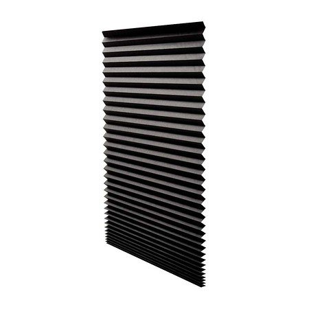 Redi Shade 1617201 Black Out Pleated Shade 36-by-72-Inch, 6-Pack