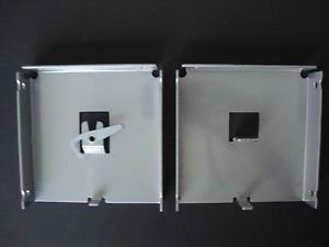 "Rollease 3"" Fascia System Bracket for R 8 Clutches / Roller Shades"