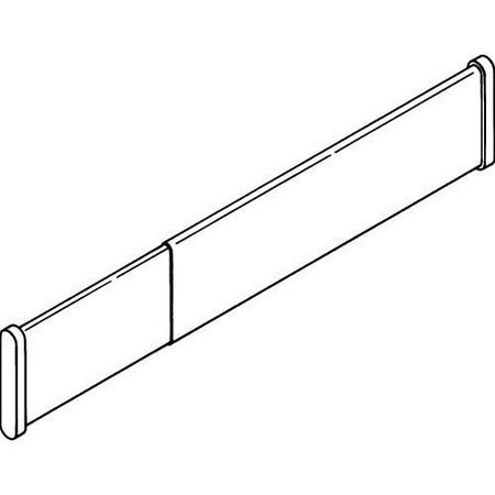 Continental II Spring Tension Rod 58-65