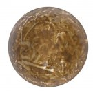 """50 QTY: C.S.Osborne & Co. No. 7110-OGS 1/2 - Old Gold Speckled/ post : 1/2"""" head"""