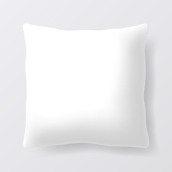 "1 QTY: Supreme Fiber Square Pillow Insert, 10"" x 10"" �"