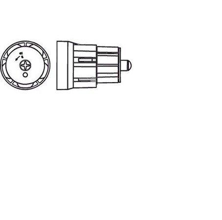 1 QTY: SOMFY RIGHT LT50 ABS WHEEL ( MPN# 9705414)