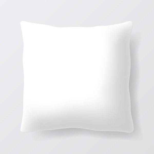 "1 QTY: Supreme Fiber Square Pillow Insert, 12"" x 12"" �"