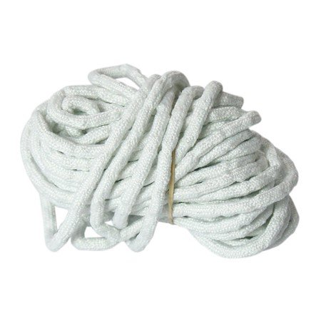 """Lead Free Sausage Bead Weight, Fabric Covered, 3/32"""", 100 YD Roll"""