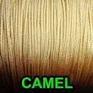 (Ship from USA) 25 YARDS: 1.8 MM CAMEL Professional Grade Braided Lift Cord for