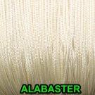 (Ship from USA) 10 YARDS: ALABASTER 1.8 MM Professional Grade Nylon Lift Cord /