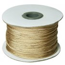 Roman Shade Lift Cord 1.4 Mm Cord 100 Yds - Color Tan