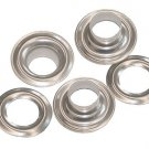 CS OSBORNE N1-00 NICKEL PLATED GROMMETS & PLAIN WASHERS PK/144