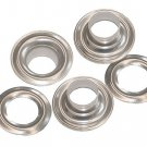 144 QTY-Osborne-No. N1-6-NICKEL Grommets & Plain Washers,size 6. (13126)