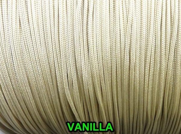 25 YARDS: 0.9 MM, VANILLA Professional Grade Nylon Lift Cord | Window Treatments