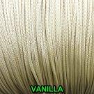 25 YARDS: 0.9 MM, VANILLA Professional Grade Nylon Lift Cord   Window Treatments