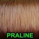 25 YARDS: 0.9 MM, PRALINE Professional Grade Nylon Lift Cord | Window Treatments