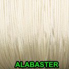 25 YARDS : 2.0MM  ALABASTER TRAVERSE CORD for Vertical Blinds & Draperies