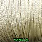 20 FEET : 2.0MM  VANILLA TRAVERSE CORD for Vertical Blinds & Draperies