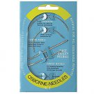 C.S. Osborne No. K-1 House Hold Repair Needle Kit: 5 types for 5 common tasks