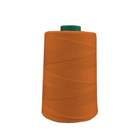 A&E Light Weight Polyester Thread, Tex 27 ,  Burnt Orange - 6000 Yard Spool
