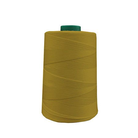 A&E Light Weight Polyester Thread, Tex 27 , Gold - 6000 Yard Spool