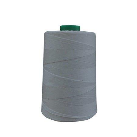 A&E Light Weight Polyester Thread, Tex 27 , Grey - 6000 Yard Spool
