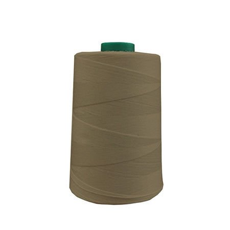 A&E Light Weight Polyester Thread, Tex 27 ,Taupe - 6000 Yard Spool