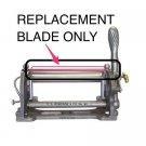 "C.S. Osborne-84-B 8"" Blade for No.84- Leather Splitting Machine (Blade ONLY)"
