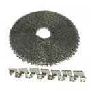 C.S. Osborne & Co. No. 4502 - Straight Rigid Metal Tack Strip