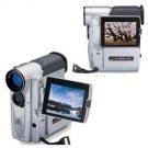Mitsuba MIT305 12MP 4x Digital Zoom Camera/Camcorder (Silver)