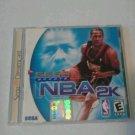 NBA 2K  (Sega Dreamcast, 1999) complete tested works great