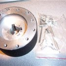 """BOAT ADAPTOR FOR 3/4"""" TAPERED SHAFT WITH KEYWAY BLACK"""