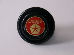 DODGE HORN BUTTON - BRAND NEW 2 INCH - Made in Italy