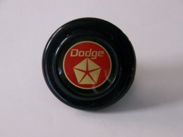 Dodge Horn Button 2 inch Brand New - Made in Italy