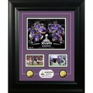 AFC Champs Super Bowl XLVII Marquee 24KT Gold Coin Photo Mint