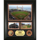 """AT&T Park Infield Dirt Coin """"Showcase"""" Photo Mint"""