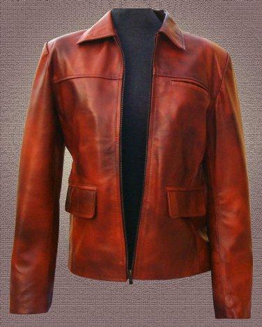 "Ladies Leather Jacket Movie ""Hunger Game"""